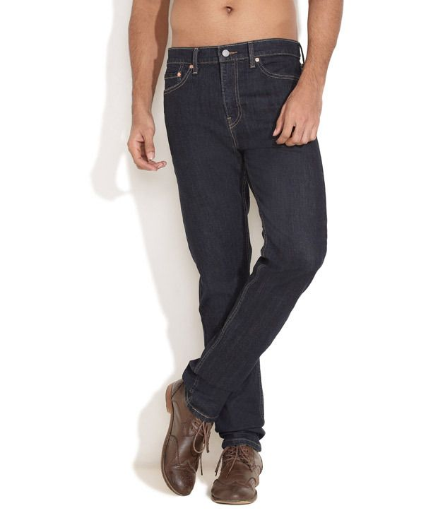 Levi'S Medium Blue Classic Skinny Fir Jeans