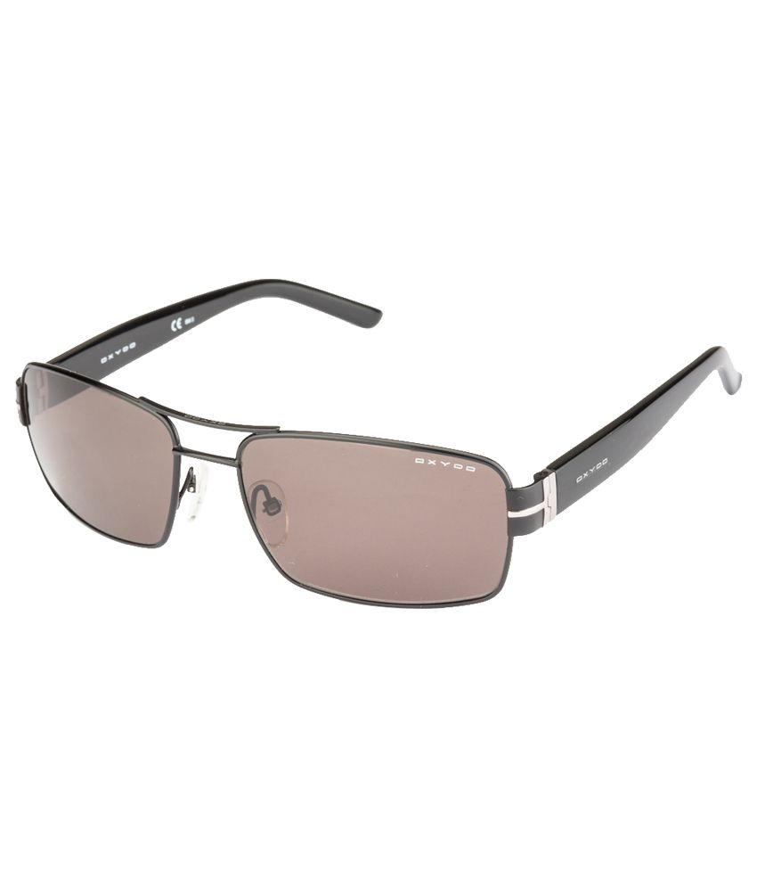OXYDO BUTCH Black Grey 10GRN Sunglasses