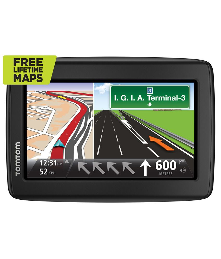 tomtom in car gps navigation start 25 5 0 inch touch screen buy tomtom in car gps. Black Bedroom Furniture Sets. Home Design Ideas