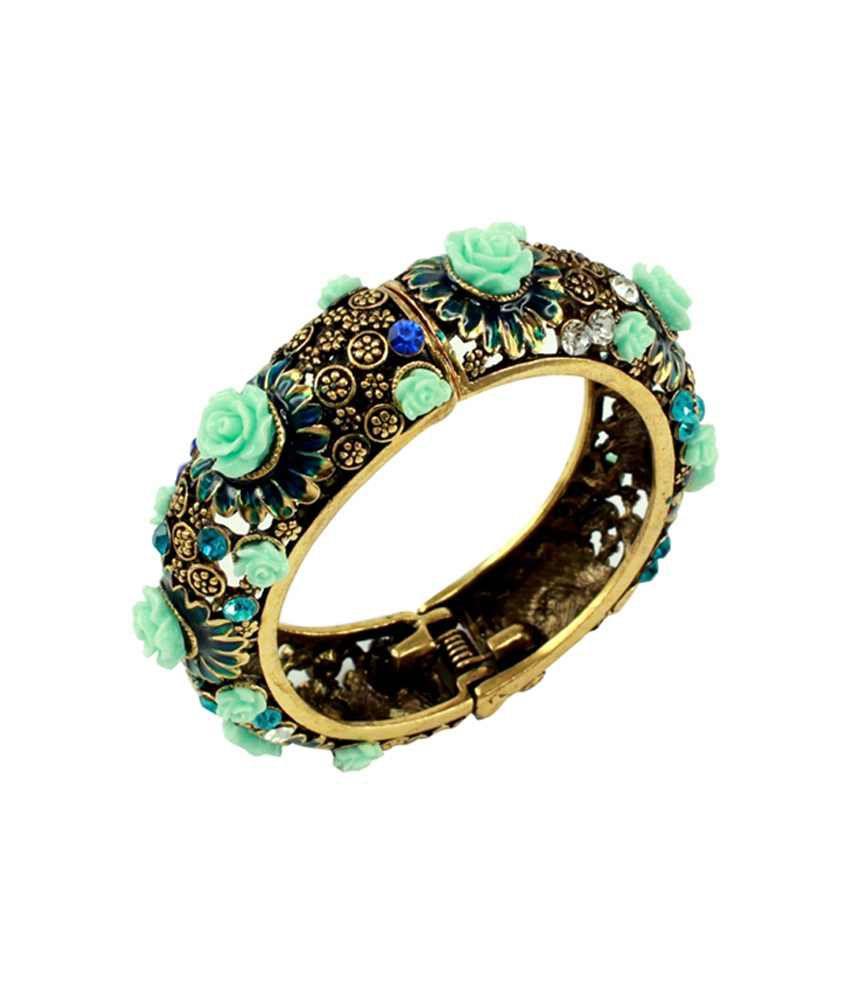 Bg's Multicolour Style Diva Bracelet