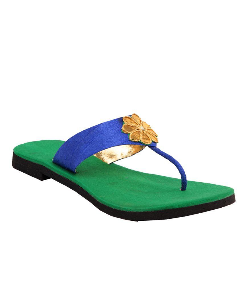 Maalpani Trendy T Style Gotta Flat