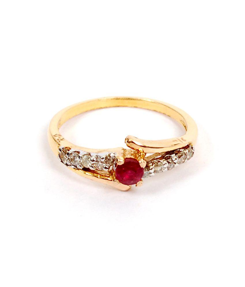 Rd Diamond Ring