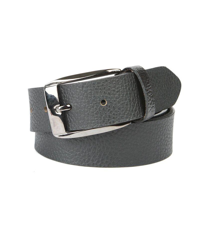 Liberty Formal Belts For Men - Black