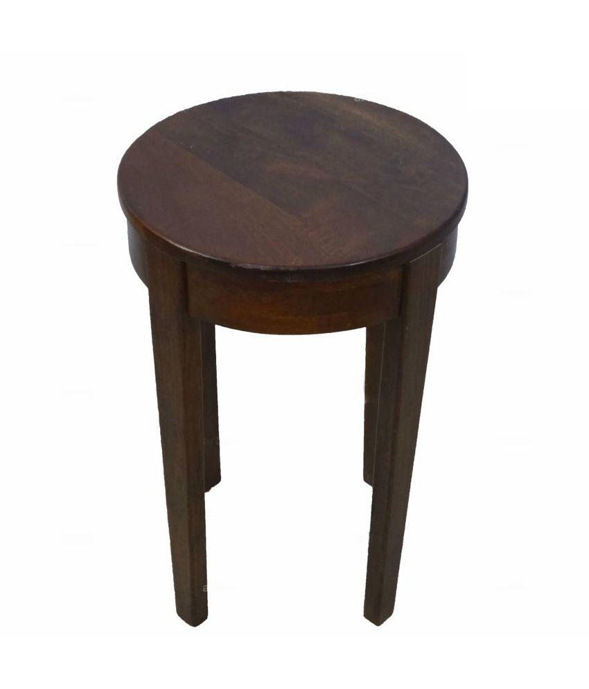 Artlivo Maple Round Side Table Ta017