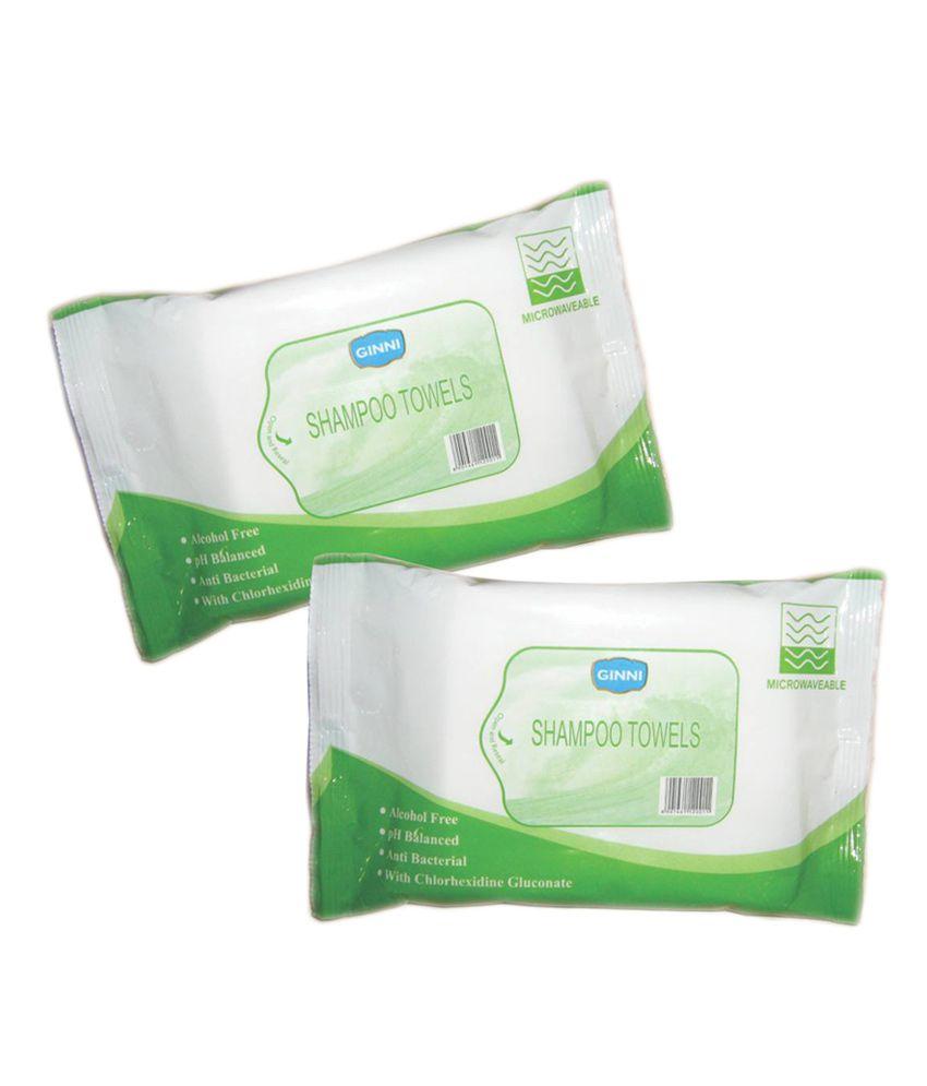 Ginni Shampoo Towel - Set Of 2
