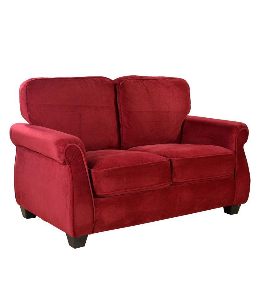 ... HomeTown Victoria Fabric 3+2 Sofa Set ...