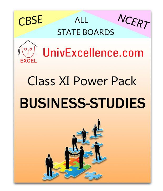 CBSE Class 11 Business Studies Video Lectures, Chapter Notes  by Avdhan