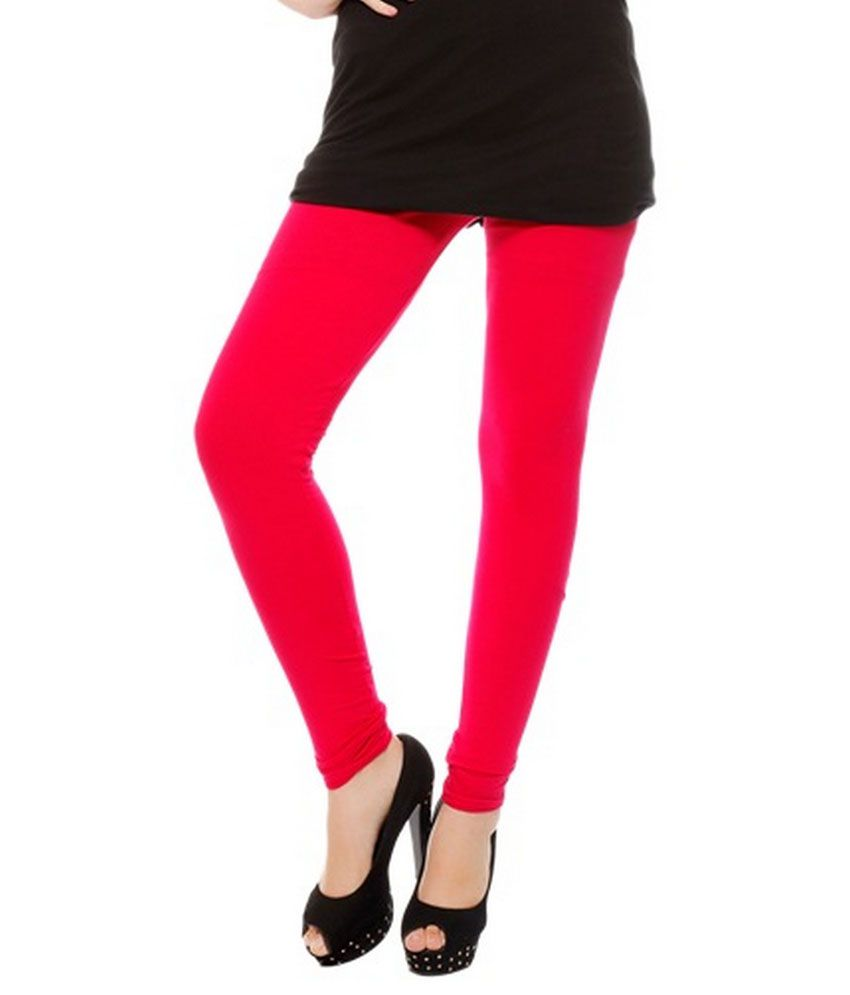 7e4e1b24a115c Dailywear Poly-viscose Leggings - Pack Of 8 Price in India - Buy ...