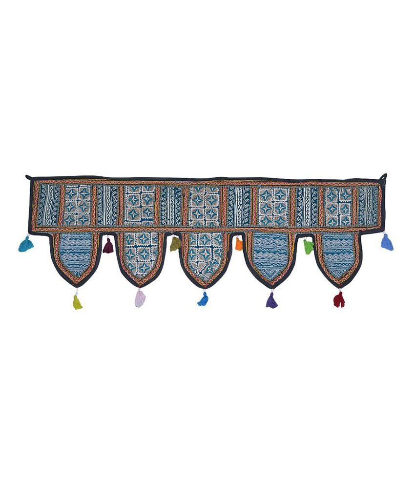 Rajasthan Emporium And Handicrafts Rajasthani Toran Door Hanging