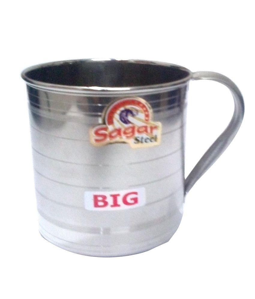 Sagar Stainless Steel Bath Mug
