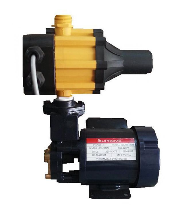 Buy Supreme 0.5 Hp Pressure Pump (super Silent Noise ...