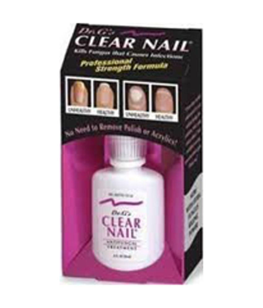 Clear Nail Antifungal Treatment For Nails: Buy Clear Nail Antifungal ...