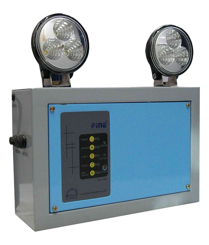 Fine Fine Industrial Emergency Light- Led Emergency Light