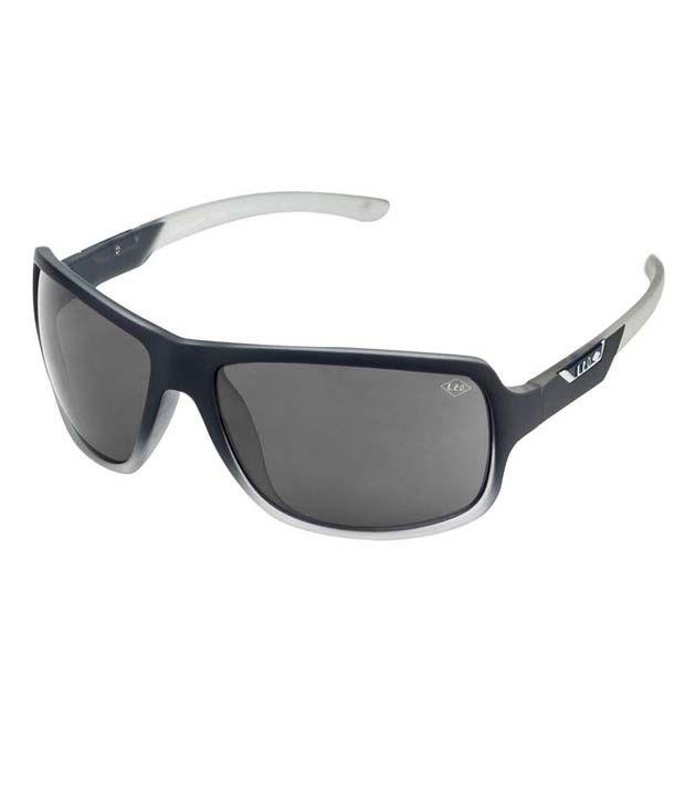 Lee Cooper 85869 Medium Unisex Aviator   Sunglasses