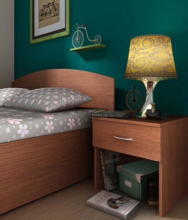 Housefull Eliza Night Stand Oak