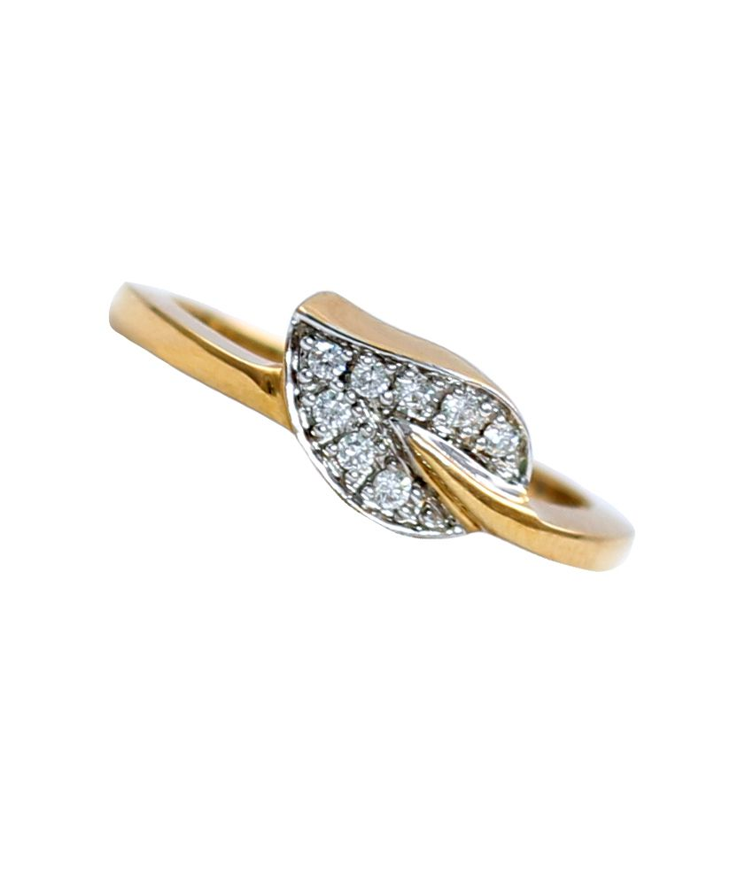Mangal Athavale Beautiful Diamond Ring Vvs-gh
