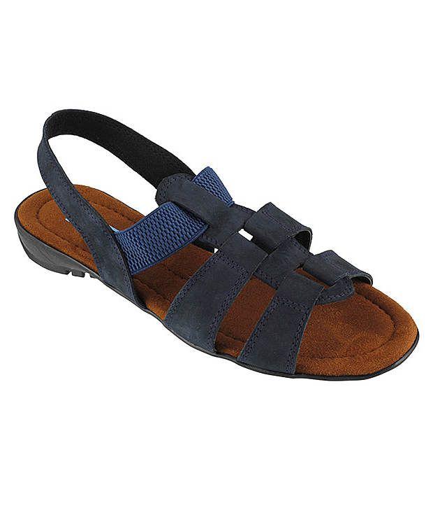 Metro Blue Sandal