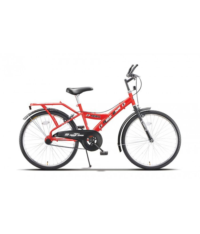 Hero Ride On Bicycle 26T Bike Cycle Bicycle Adult Bicycle ...
