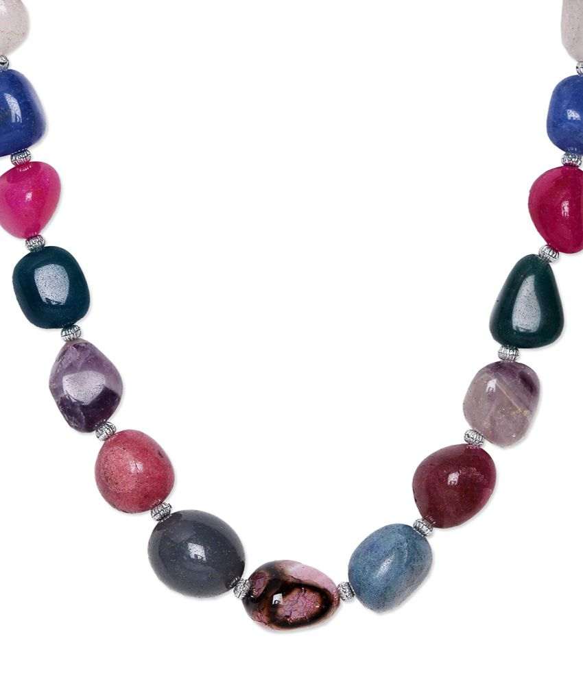 Art Mannia Natural Stone Necklace