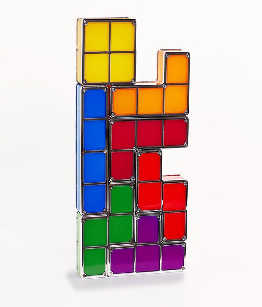 Excluzy Tetris Stackable Led Desk Night Lamp Buy Excluzy Tetris