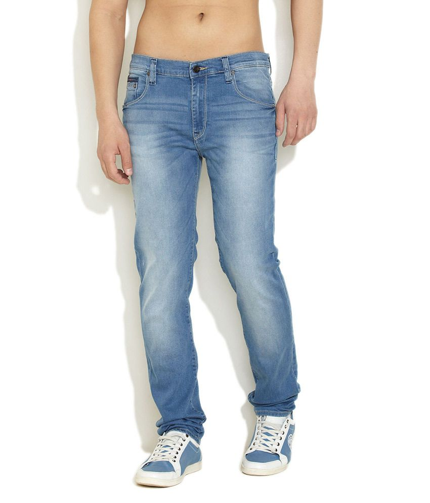 bf3751c1 Lee Medium Blue Urban Riders Jeans - Buy Lee Medium Blue Urban Riders Jeans  Online at Best Prices in India on Snapdeal