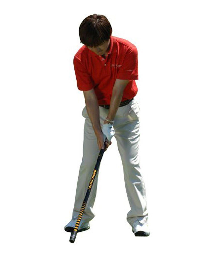 Impact Stik Standard Golf Swing Trainer: Buy Online at ...