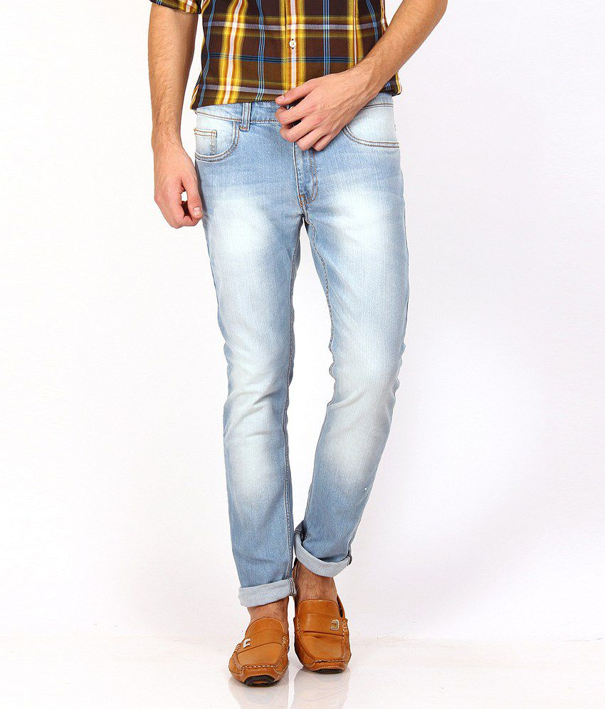 Locomotive Denim Woven Youth Jeans