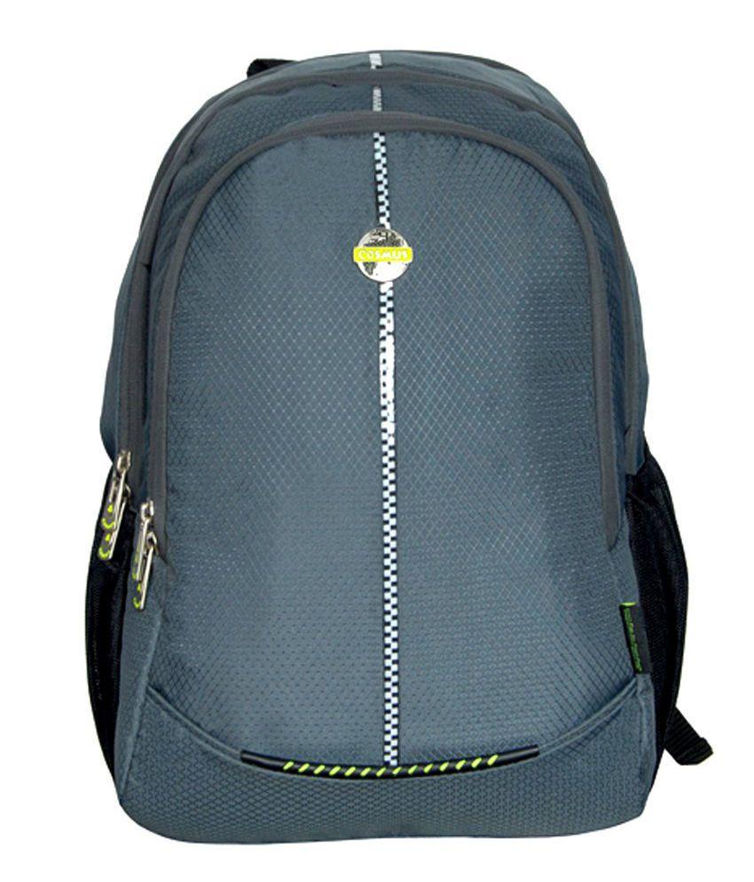 Cosmus Entreprises-titan Grey-laptop Bags