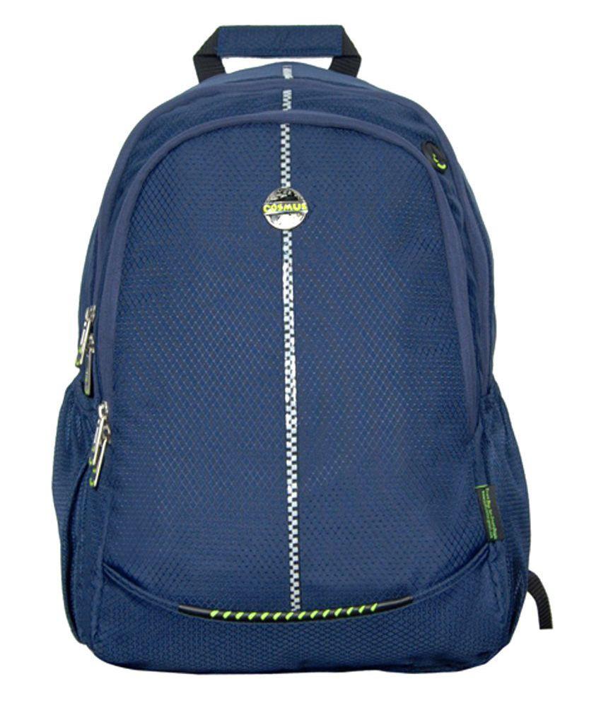 Cosmus Entreprises-titan Navy-laptop Bags