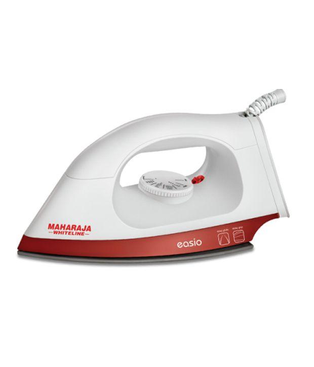 Maharaja Whiteline Easio Dry Iron Red