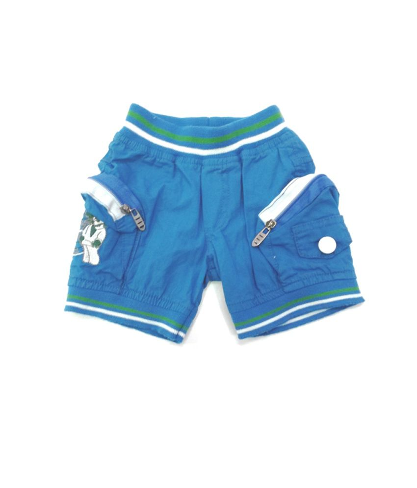 4s Blue Shorts