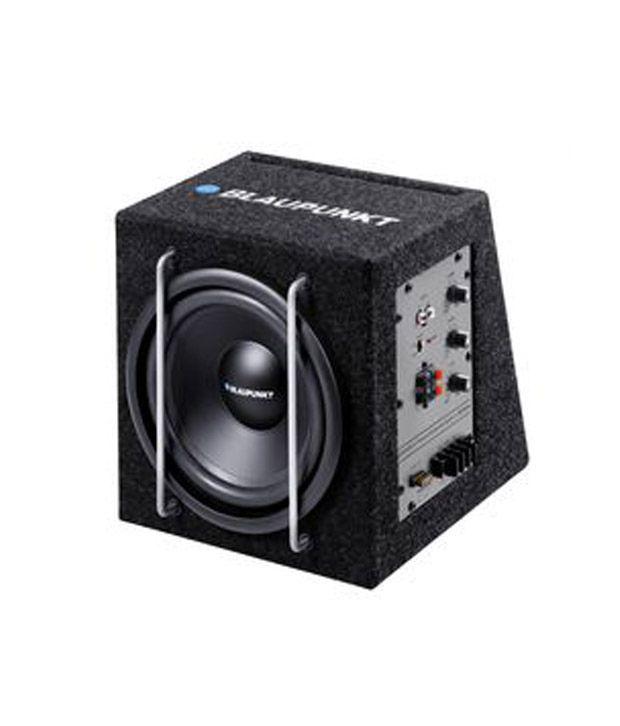 Blaupunkt - GTb 8200 A - 8 Inch Active Car Sub woofer Speaker Enclosure  (200 W)