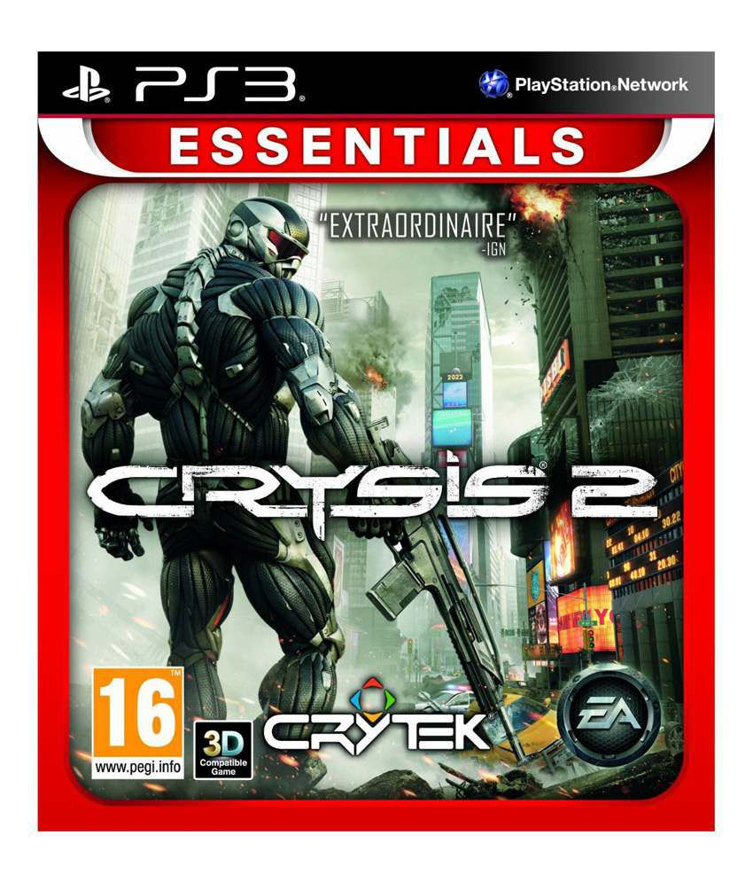 Sony Cryisys 2 Essentials