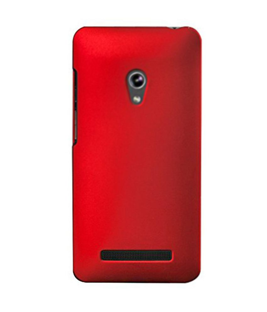 finest selection e4880 0780f Casesia Premium Hybrid Hard Back Case Cover Pouch For Asus Zenfone 5-red