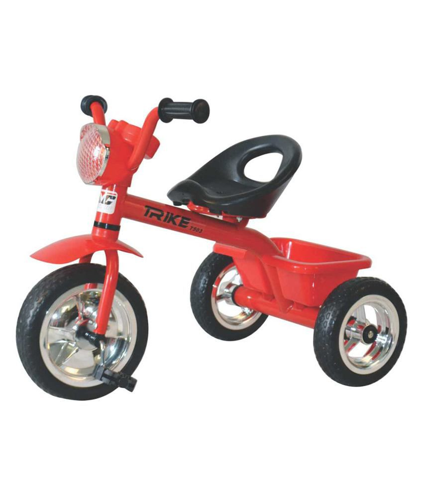 02feadccc COSMIC TRIKE KIDS TRI-CYCLE RED - Buy COSMIC TRIKE KIDS TRI-CYCLE RED Online  at Low Price - Snapdeal