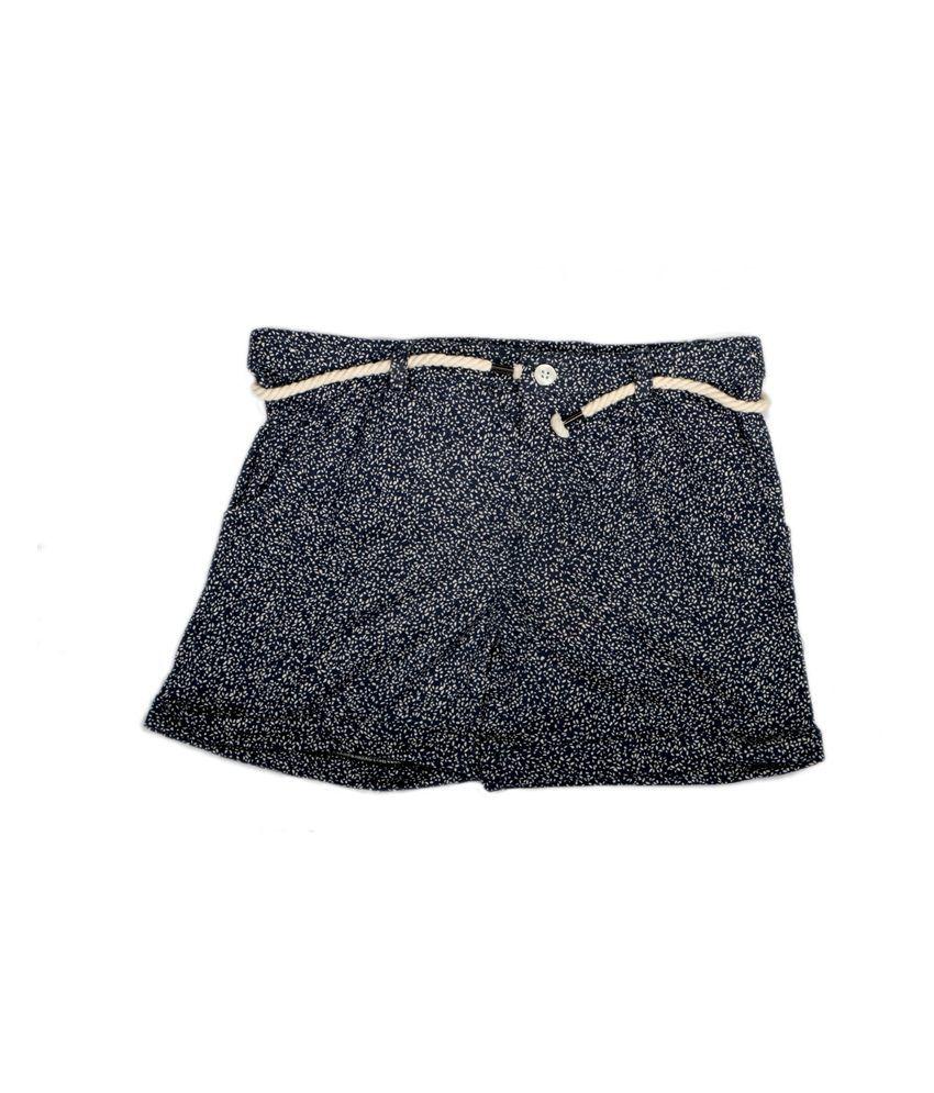 Fiore Jilly Navy Shorts