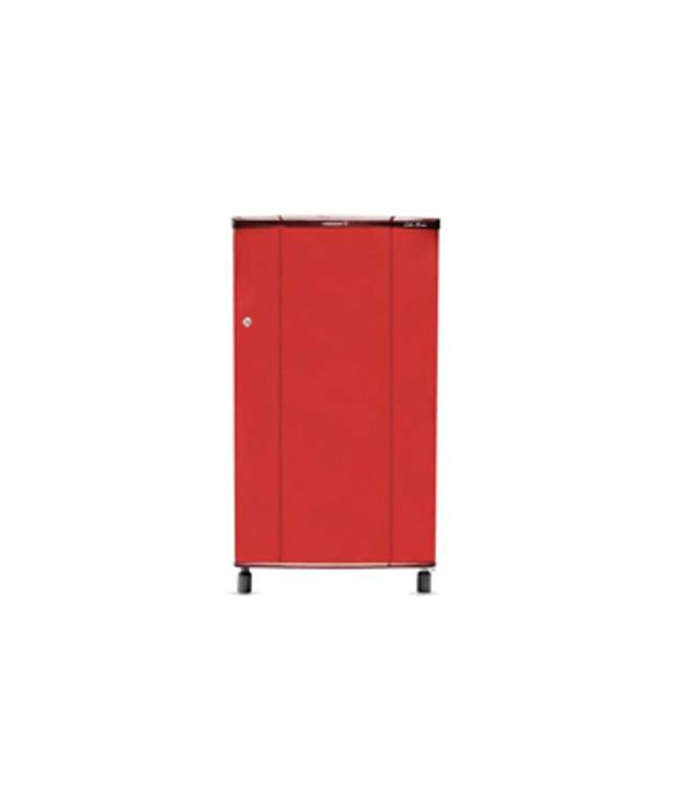 Refrigerators Below Rs.10,000 By Snapdeal   Videocon 150 Ltrs VAB163BR Direct Cool Single Door RefrigeratorBurgundy Red @ Rs.9,309