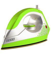 Usha EI 3302 Gold Dry Iron Electric Lime