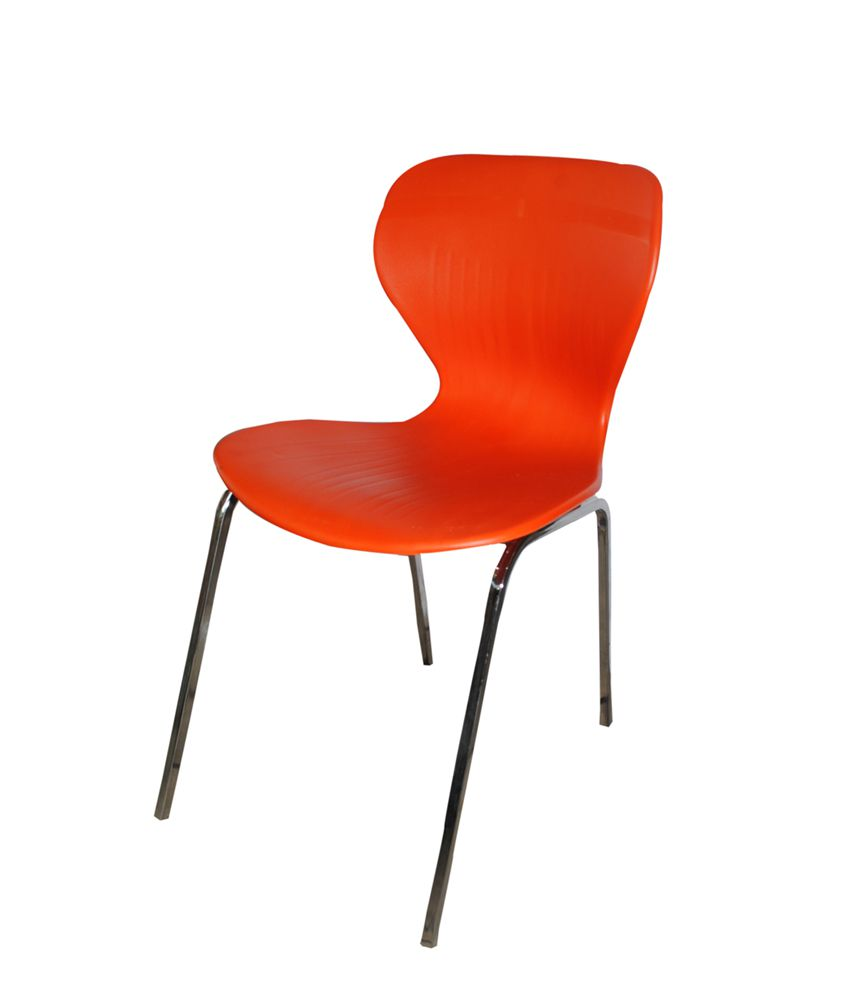 ballowal orange study chairs rh snapdeal com