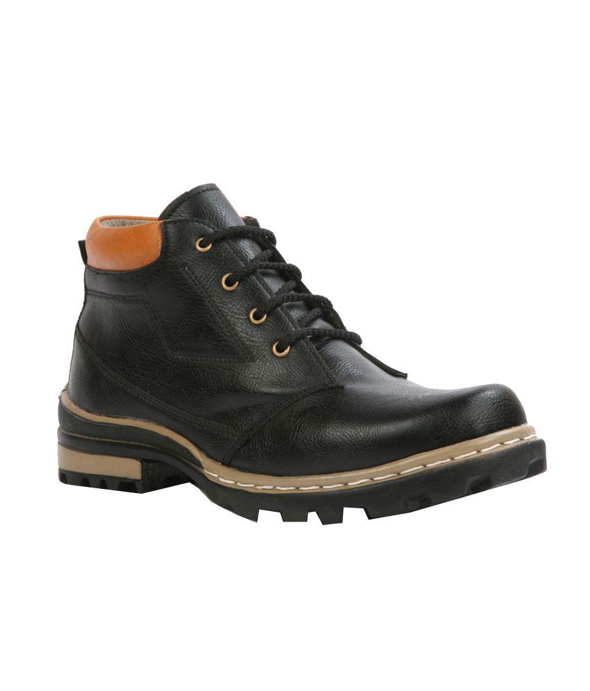 Bacca Bucci Black Shoes
