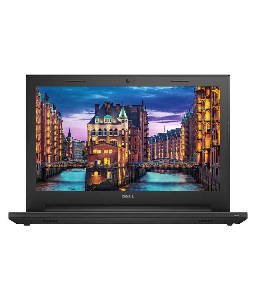 Dell Vostro 14 3445 Laptop (AMD APU A4- 2GB RAM- 500GB HDD- 35.56cm (14)- Windows 8.1) (Grey)