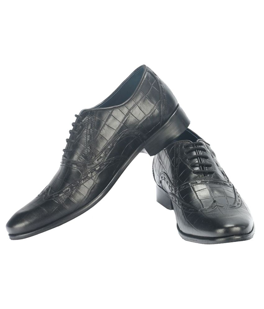 Louis Philippe Formal Shoes Review