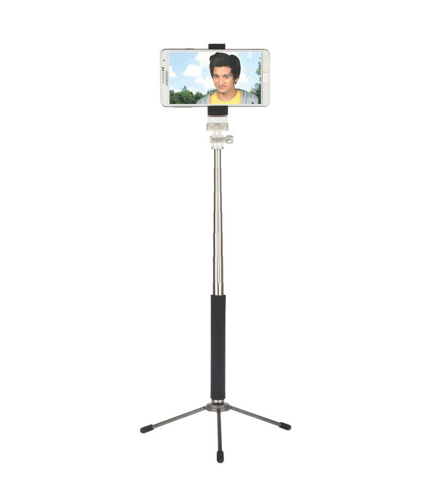digitek selfie stick with bluetooth for samsung galaxy s4 selfie sticks accessories online. Black Bedroom Furniture Sets. Home Design Ideas