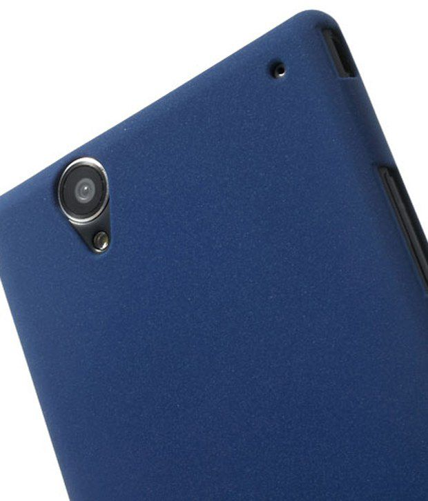 buy popular bab02 43eab F2s Back Cover for Sony Xperia T2 ULTRA - Purple - Plain Back ...