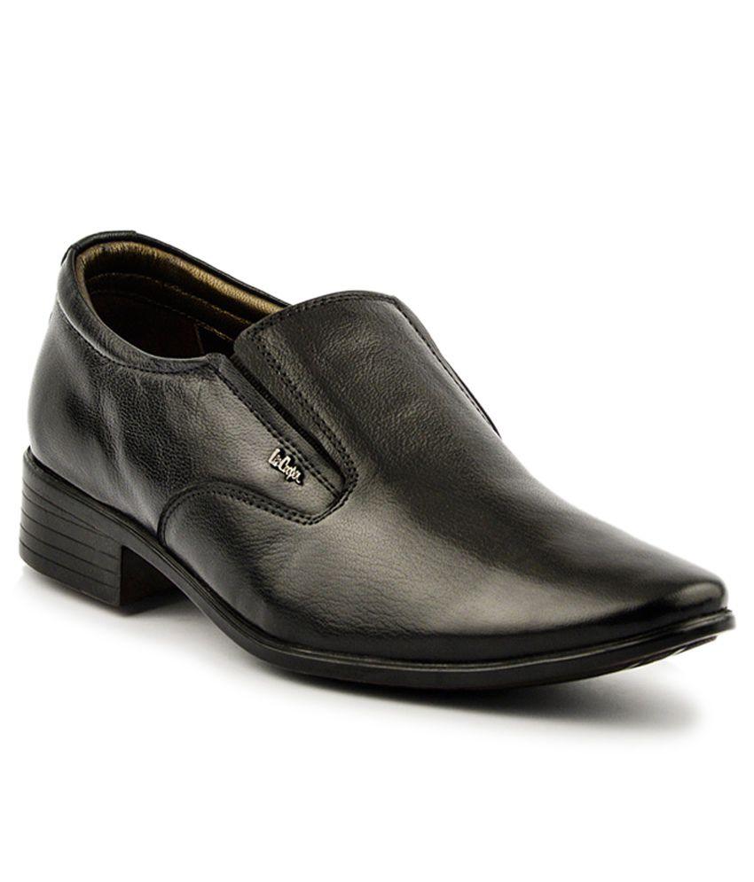 lee cooper formal shoes slip on