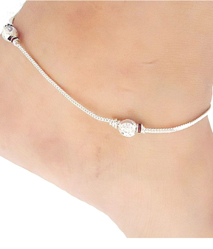 anklet s shop rs jewellery online chain wholesale fashion an buy anklets custom women adjustable
