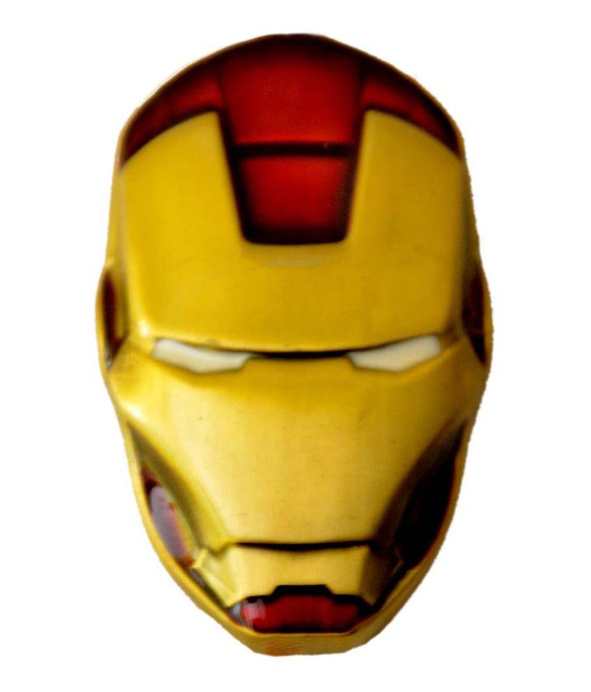 Iron Man Face