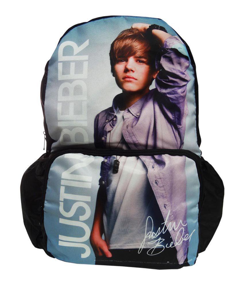 Bravado Justin Bieber Backpack Bravado Justin