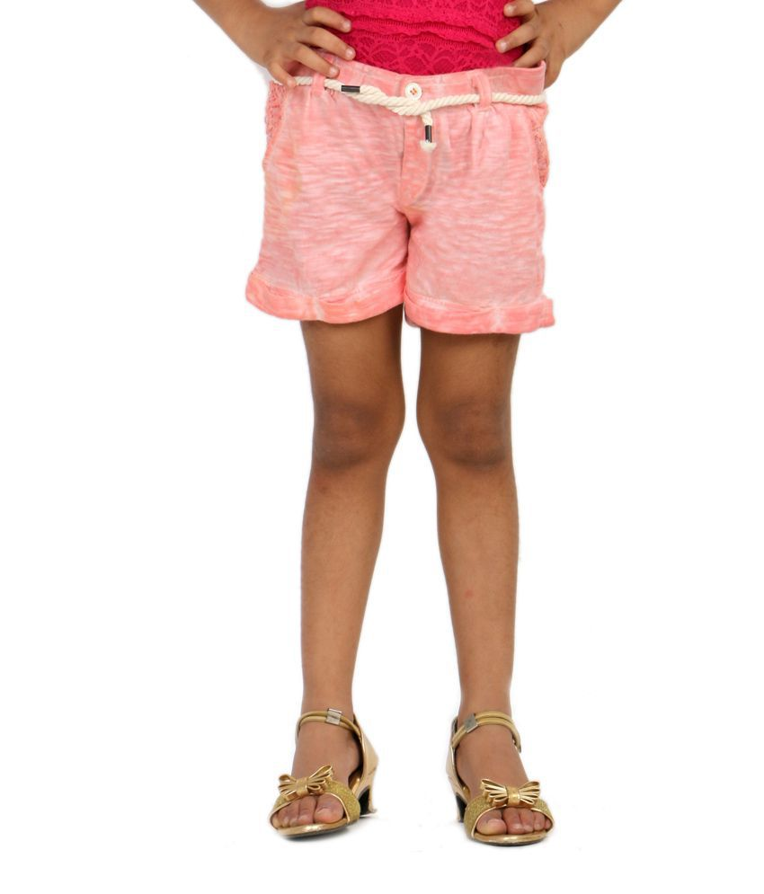 Fiore Jimmy Pink Shorts