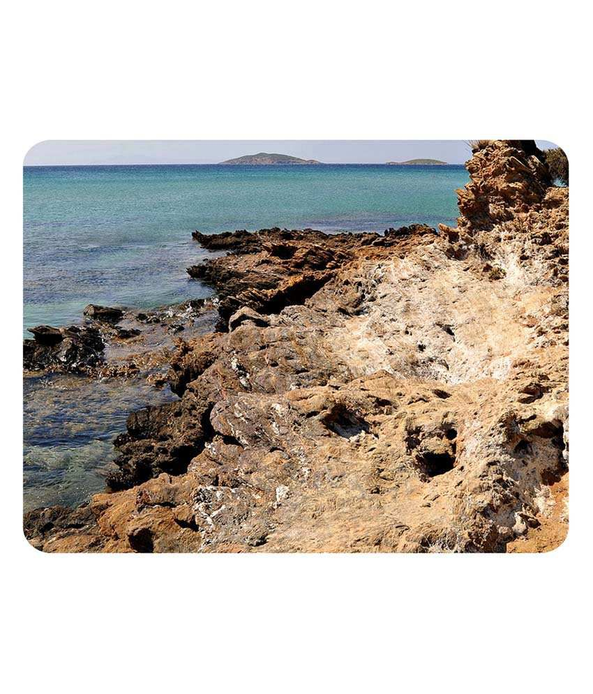 Shopkeeda Rocky Beaches Mouse Pad